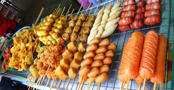 Must try bangkok street food
