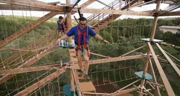 Canopy Challenge & Zip Lines