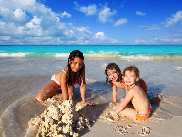 Caribbean family vacation