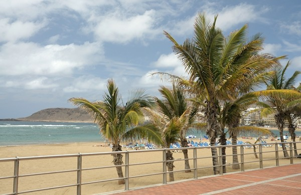 Las Canteras City Beach