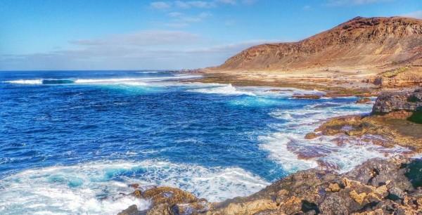 Playa El Confital, Las Palmas, Gran Canaria