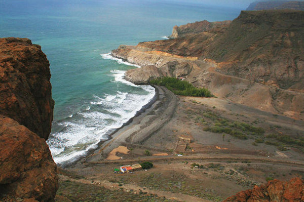 Playa de Veneguera, Gran Canaria