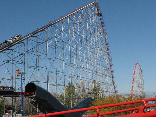 Magnum XL-200 at Cedar Point