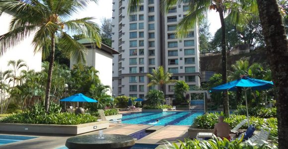 long term rental in Penang