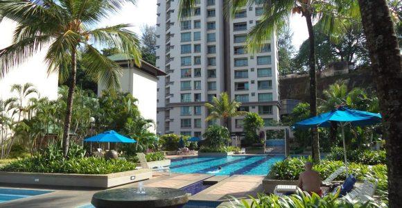 long term rental in Penang