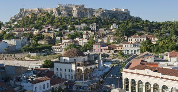 Monastiraki Square Athens